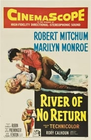 River of No Return Film Plakat