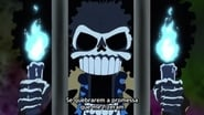 Encounter! The Great Swordsman Mihawk! Zoro's Self-Willed Deadly Struggle!