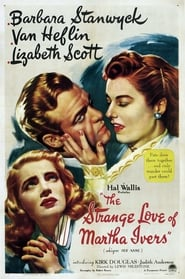 Póster The Strange Love of Martha Ivers