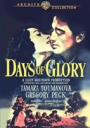 Affiche de Film Days of Glory