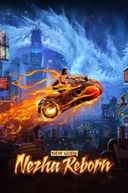 Poster New Gods: Nezha Reborn 2021