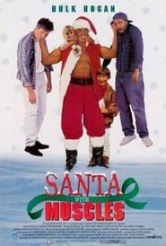 Santa with Muscles Film Plakat