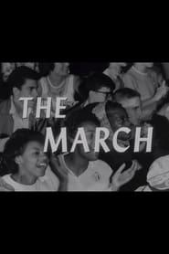 Martin Luther King actuacion en The March