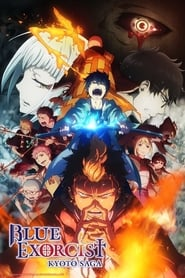 Streaming Blue Exorcist poster