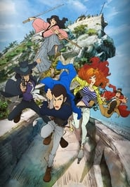 Streaming Lupin the Third poster