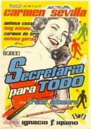 Secretaria para todo Film Plakat