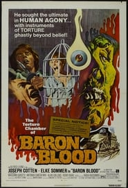 Baron Blood Poster