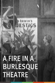 A Fire in a Burlesque Theatre