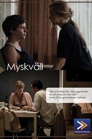 Bill Skarsgård Poster Spending the Night