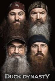 Streaming Duck Dynasty poster
