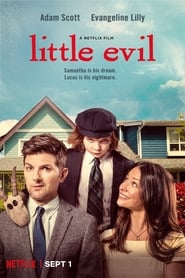 Little Evil (2017) Full Movie Watch Online Free