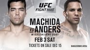 UFC Fight Night 125: Machida vs. Anders