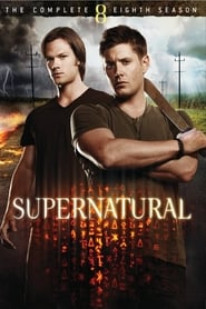 Supernatural 8ª Temporada BluRay Rip 720p Dublado Torrent Download (2012)
