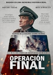Ver Operation Finale Online HD Español y Latino (2018)