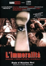 poster do Immorality