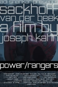 Power/Rangers poster