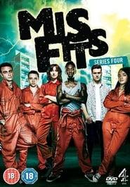 Misfits Saison 4 en streaming