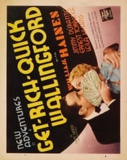 New Adventures of Get Rich Quick Wallingford Film Plakat