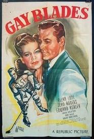 Plakat Gay Blades