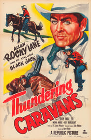 Thundering Caravans se film streaming