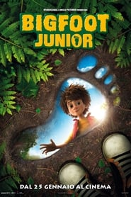 Bigfoot junior [HD] (2018)