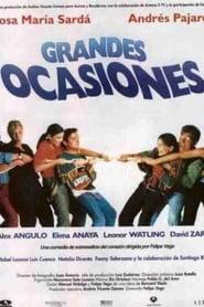 Grandes ocasiones Film Plakat