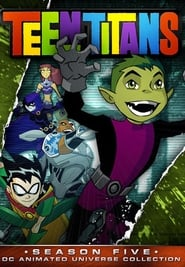 Streaming Teen Titans poster