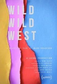 Wild Wild West: A Beautiful Rant by Mark Bradford