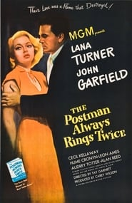 The Postman Always Rings Twice affisch