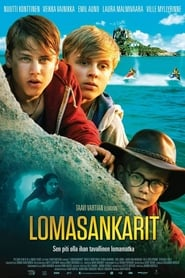 Lomasankarit movie poster