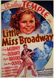 Little Miss Broadway affisch