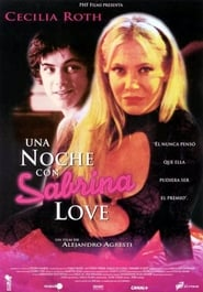image de A Night with Sabrina Love affiche