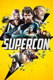 Supercon movie poster