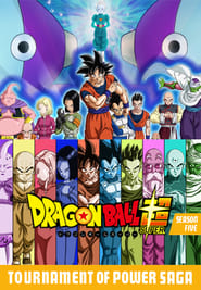 Streaming Dragon Ball Super poster