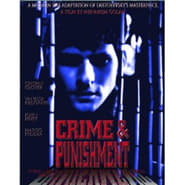 Crime and Punishment affisch