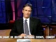 The Daily Show with Trevor Noah Season 6 Episode 112 : September 20, 2001 - The Comeback episode