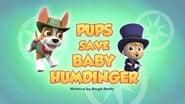 Pups Save Baby Humdinger