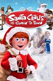 Santa Claus llega a la ciudad