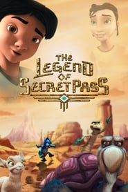 The Legend of Secret Pass movie poster