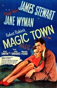 Watch Magic Town online free streaming