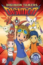 Streaming Digimon Tamers poster