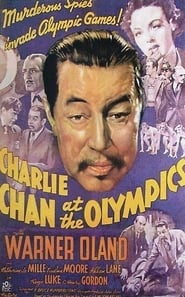 Plakat Charlie Chan at the Olympics