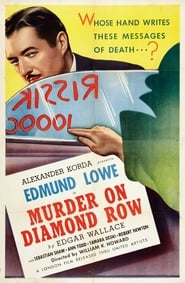 Murder on Diamond Row Watch and Download Free Movie in HD Streaming