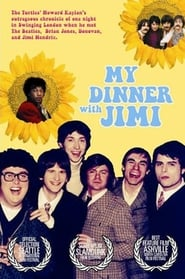 My Dinner with Jimi affisch