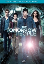Streaming The Tomorrow People poster