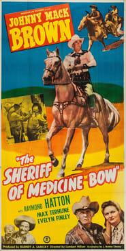 The Sheriff of Medicine Bow Downloaden Gratis