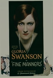 Photo de Fine Manners affiche