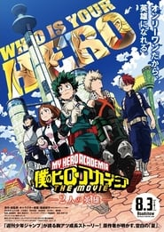 My Hero Academia : Two Heroes Poster