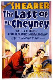 Affiche de Film The Last of Mrs. Cheyney