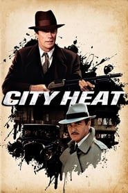 City Heat Film Plakat
